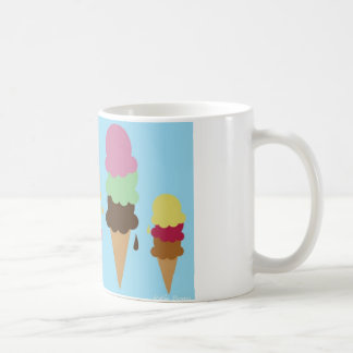 Ice Cream Day Coffee Mug