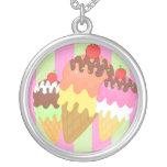 Ice cream delight pendants
