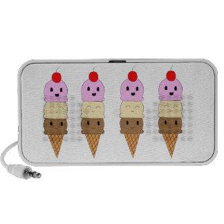 Ice Cream Doodle Speaker
