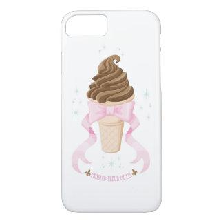 Ice Cream Dream - Chocolate iPhone 7 Case