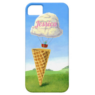 """Ice Cream Float"" Painting iPhone 5 Cover"