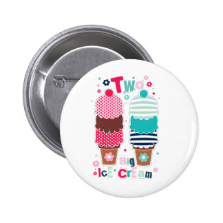 Ice Cream Food Desserts Sweet Snack Two Love Pin