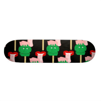 Ice Cream Frankenstein Lick Skate Board Decks