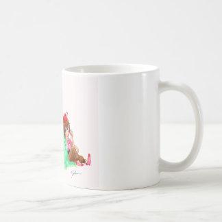 Ice Cream Girl Coffee Mug