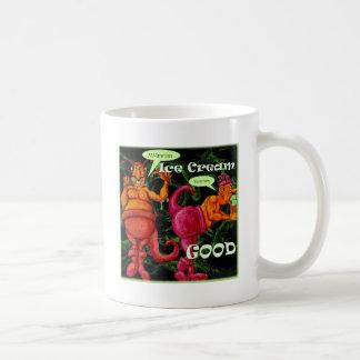 Ice Cream Good Basic White Mug