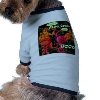 Ice Cream Good Ringer Dog Shirt