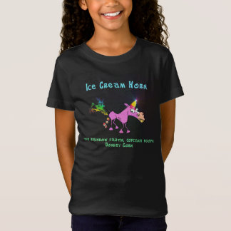 Ice Cream Horn - Donkey Corn T-Shirt