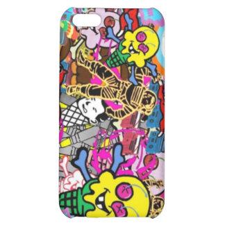 Ice cream iPhone 5C case