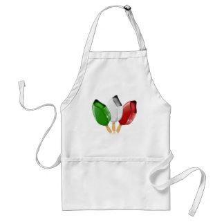Ice cream made in Italy Standard Apron