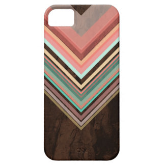 Ice Cream - Modern and Trendy geometric pattern iPhone 5 Cases