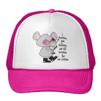 Ice Cream Mouse Hat