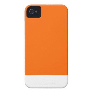 Ice Cream Orange iPhone Case Case-Mate iPhone 4 Cases