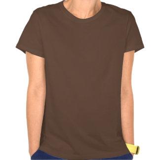 Ice Cream Orange Swirl T-shirt