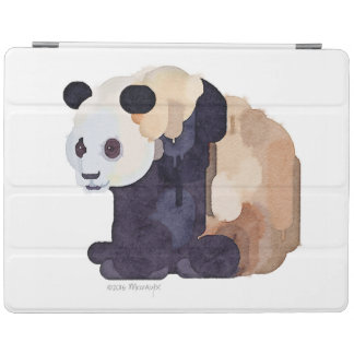 Ice Cream Panda #2 iPad Cover