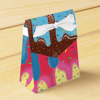 Ice Cream Party bags Favour Box