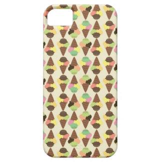 Ice Cream Pattern iPhone 5 Case