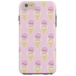 Ice Cream Pattern iPhone 6/6s Plus Phone Case