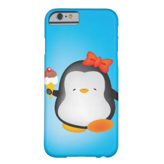 Ice cream penguin barely there iPhone 6 case