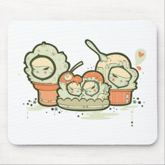 Ice Cream People Mousepad