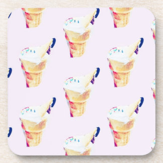 Ice Cream Queen Coaster