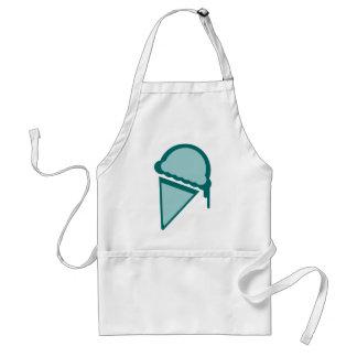 ice cream retro dripz standard apron