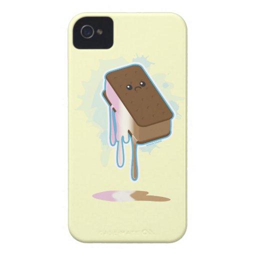Ice Cream Sandwich Case-Mate Blackberry Case