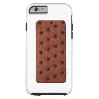 Ice Cream Sandwich Food Tough iPhone 6 Case