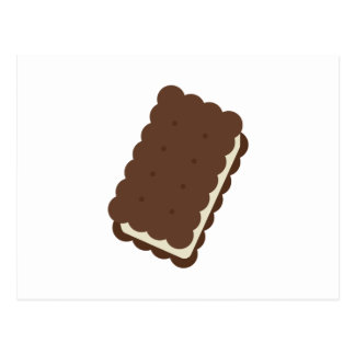 Ice Cream Sandwich Postcard