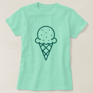 Ice Cream Shirt - Green
