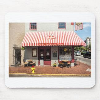 Ice Cream Shop Downtown Savannah Mouse Pad