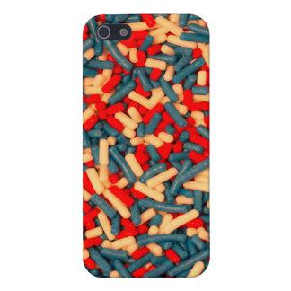 Ice Cream Sprinkles iPhone 5 Cover