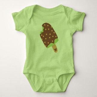 Ice Cream Stick Baby Jersey Bodysuit