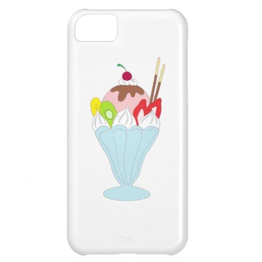 Ice Cream Sundae Case For iPhone 5C