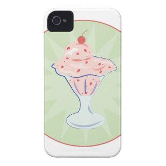 Ice Cream Sundae iPhone 4 Cases