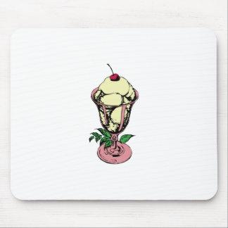 Ice Cream Sundae Mousepad