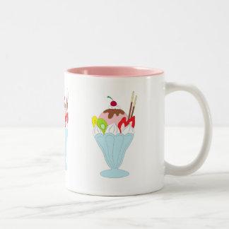 Ice Cream Sundae Mugs