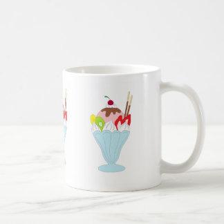 Ice Cream Sundae Coffee Mugs