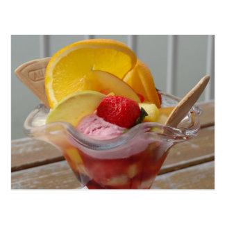 Ice Cream Sundae postcards