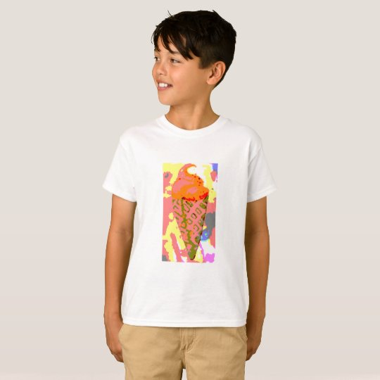 Ice cream T-shirt3 T-Shirt