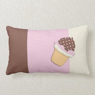 Ice Cream Throw Cushion