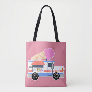 Ice Cream Truck BPP Tote Bag