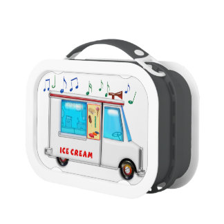 Ice Cream Truck Lunch Boxes