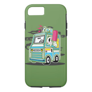 Ice Cream Truck Tough Phone Case