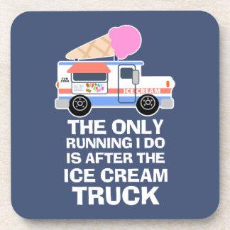 Ice Cream Truck Workout Coaster