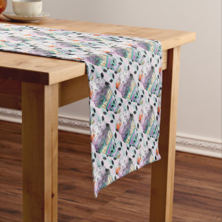 ice cream with foreign fund short table runner