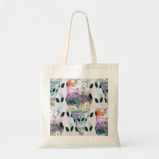 ice cream with foreign fund tote bag