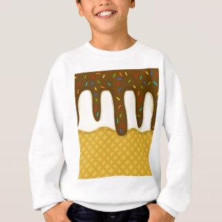 Ice cream zoom sweatshirt