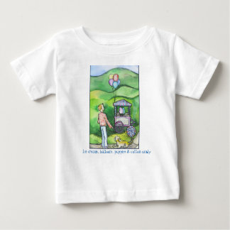 """""""Ice creams & cotton candy"""" Baby Jersey T-Shirt"""