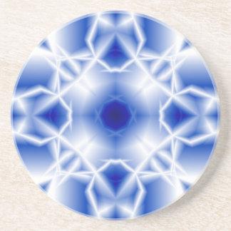 Ice Crystal Coaster