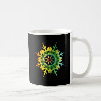 Ice Crystal Color Mug